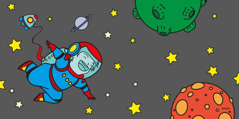 Composición Espacio 5