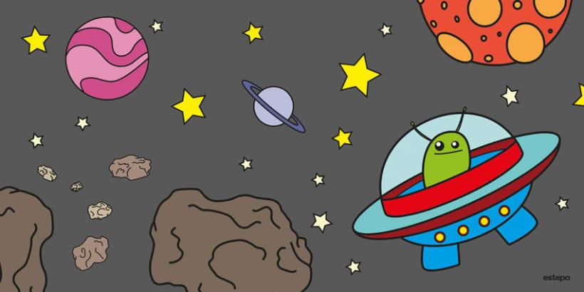 Composición Espacio 2