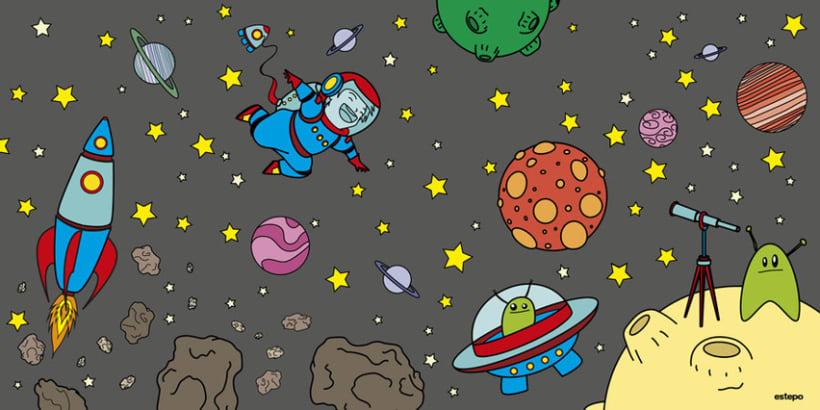 Composición Espacio 7