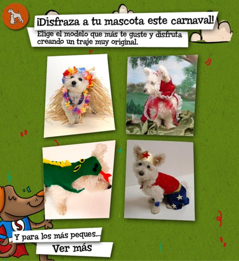 El carnaval llega a tu centro veterinario 2