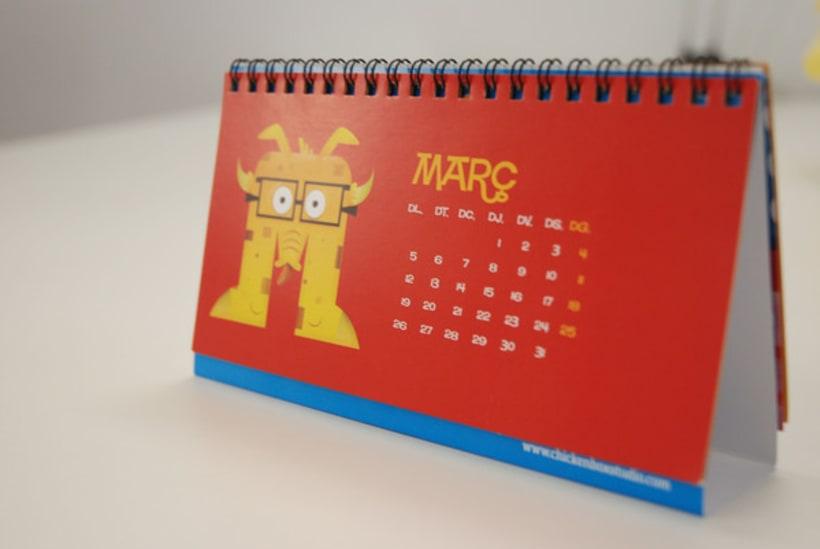 Monster Calendar 2