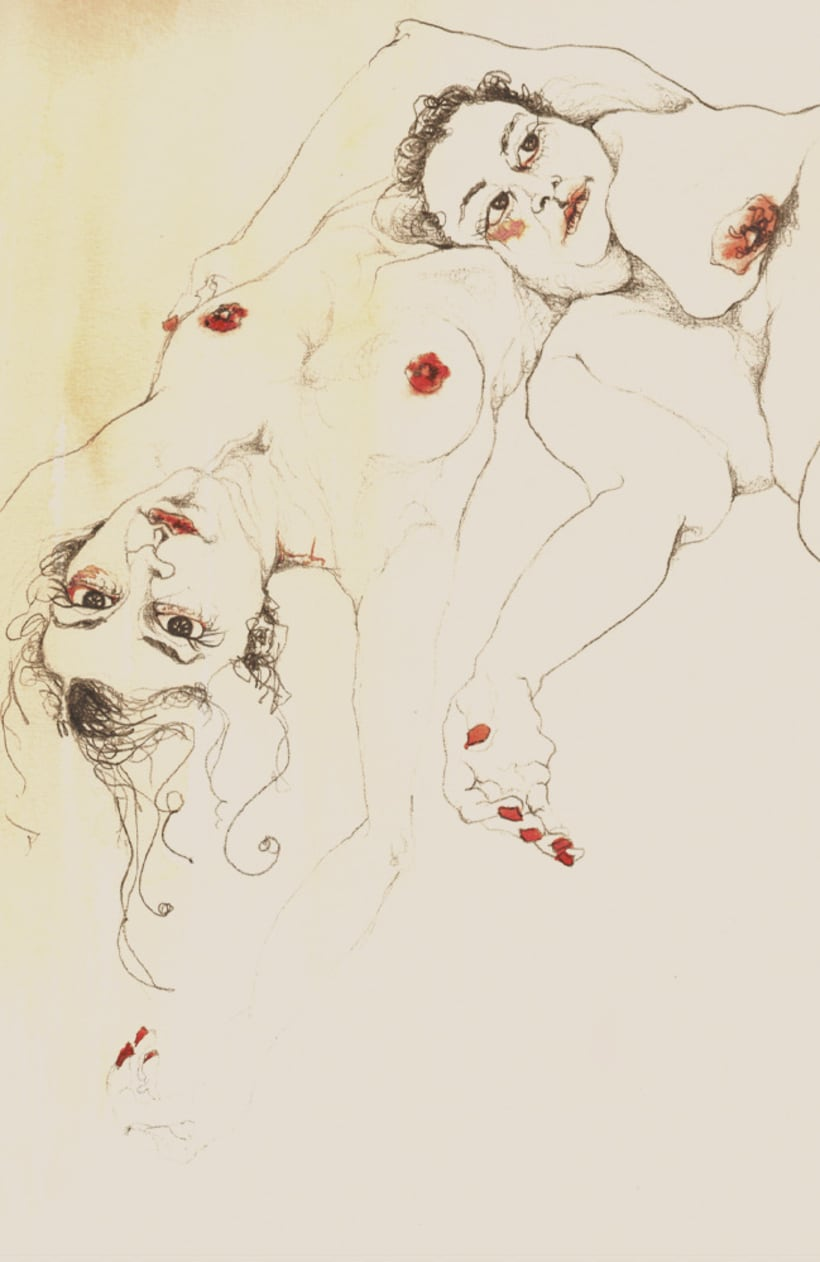 Desnudas (ilustraciones) 3