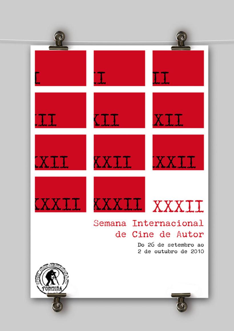 XXXII Semana Internacional de Cine de Autor 3