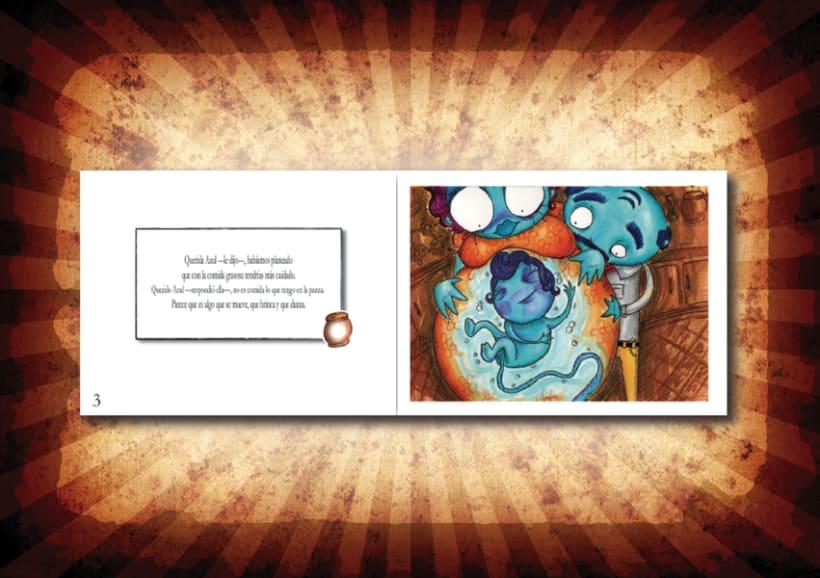 Ilustración, Concept Art, Diseño, Animación 26