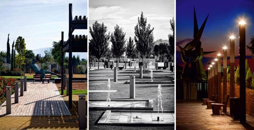 Parque de La Higueruela. Atarfe, Granada. 2008. 6