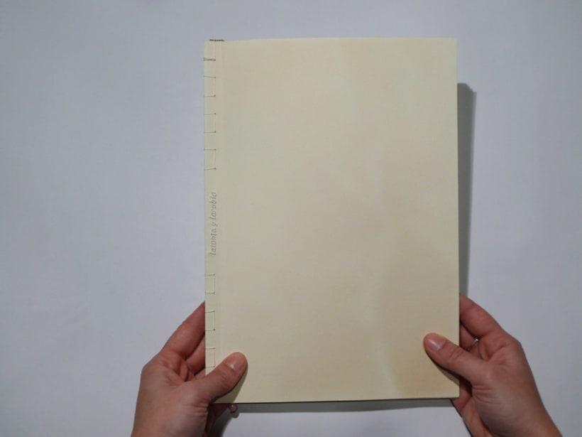 """Diseño editorial catálogo """"Latonta y Larubia"""" 6"""