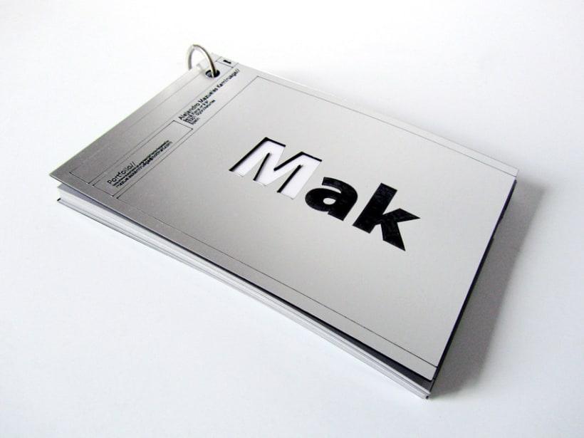 Mak: Potfolio fotográfico  1