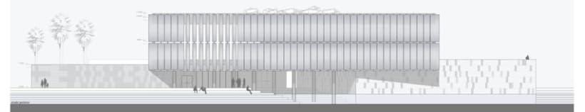 Centro Cultural en la Bahía de Cádiz 5