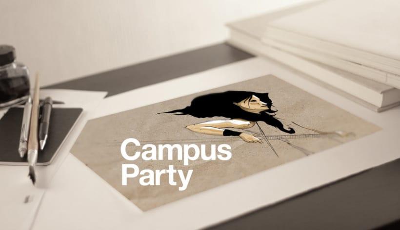 Campus Party 2011 2