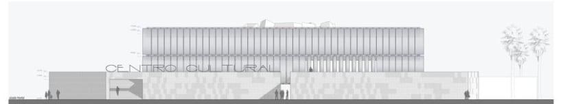 Centro Cultural en la Bahía de Cádiz 3