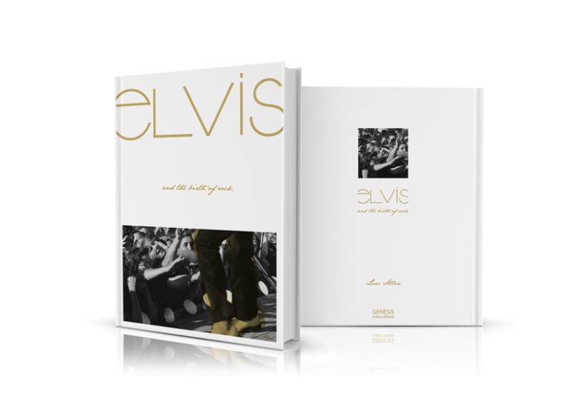 Elvis Coffee Table Book 1