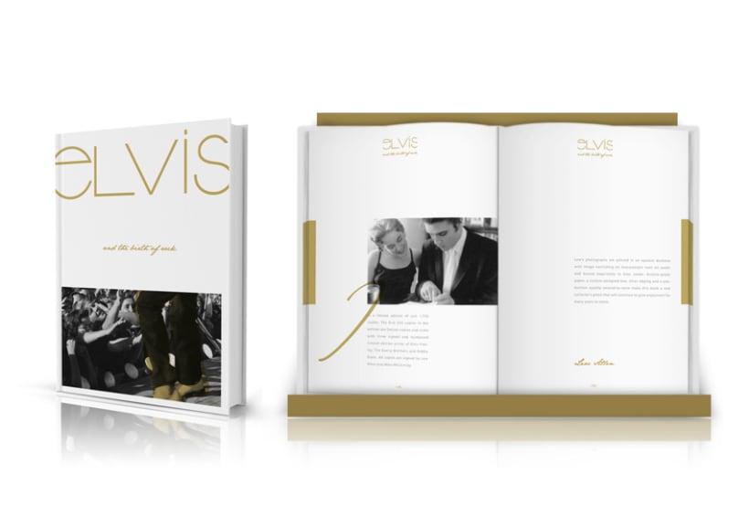 Elvis Coffee Table Book 2