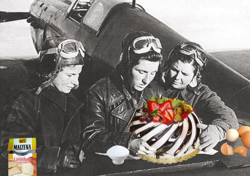 Guerra en la Cocina 8