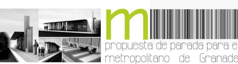 Propuesta de paradas metro 2