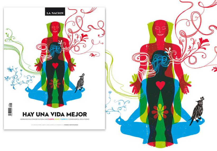 Anuario 2011 del diario La Nación 1