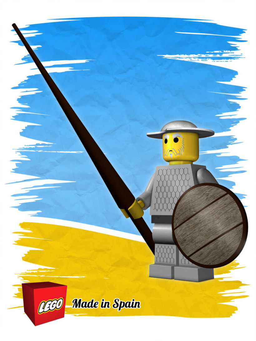 Lego, Made in Spain 3