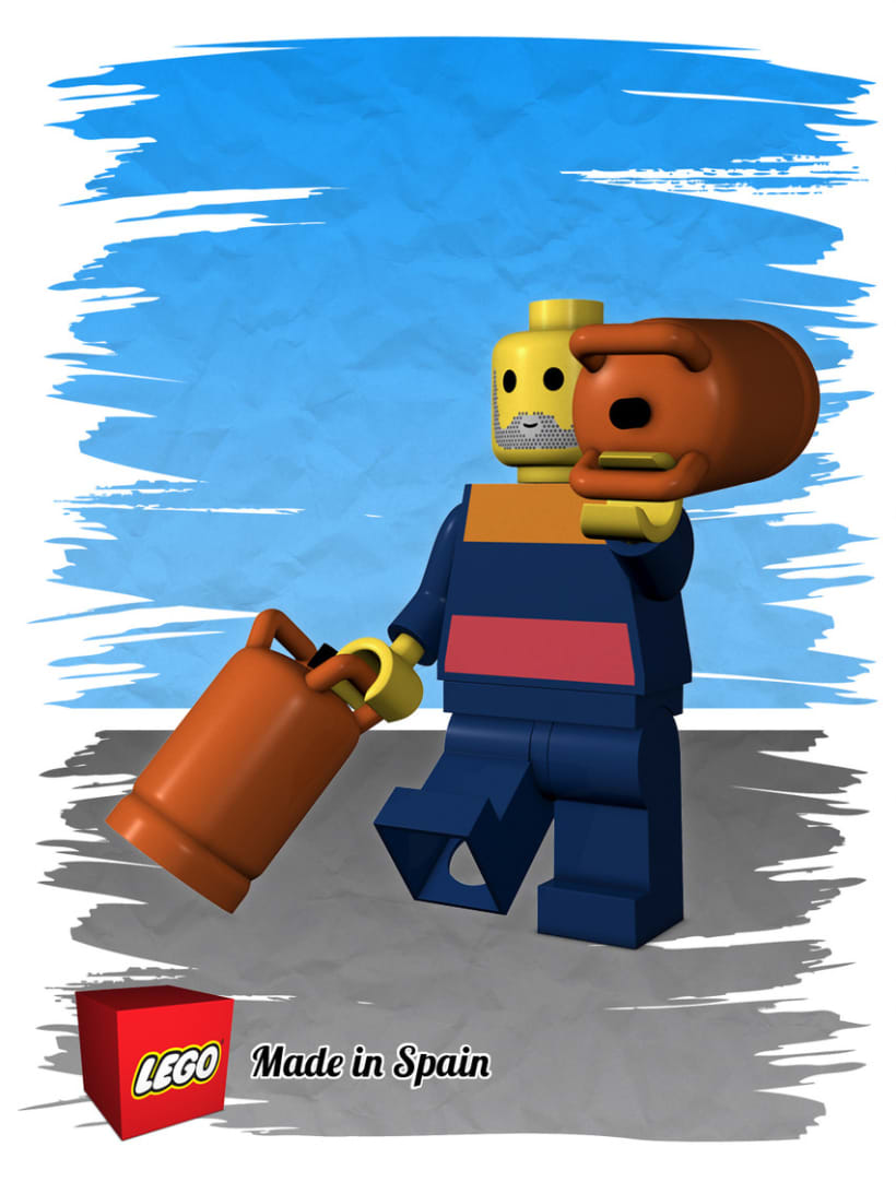 Lego, Made in Spain 2