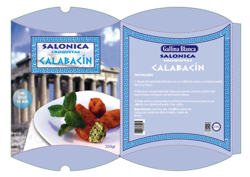 Packaging SALÓNICA 2