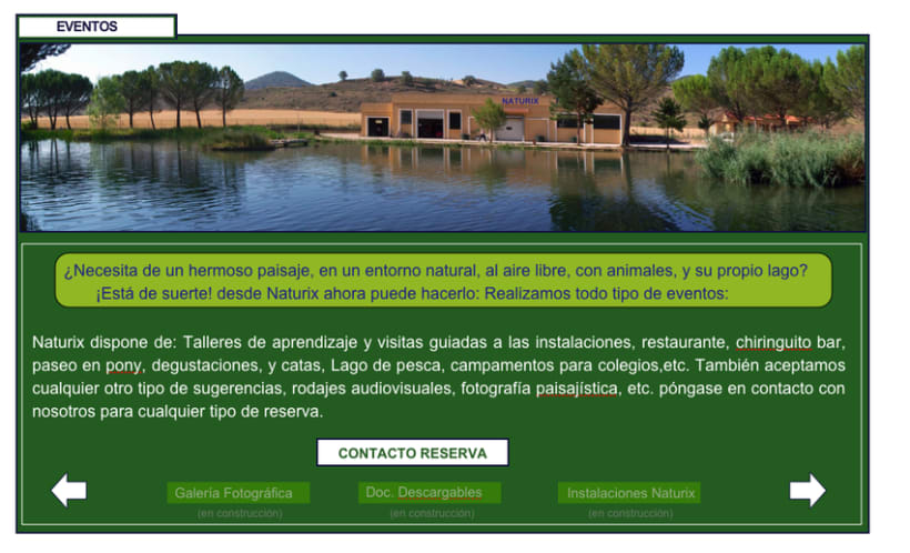 WEB DESIGN: Naturix Aquiculture 11