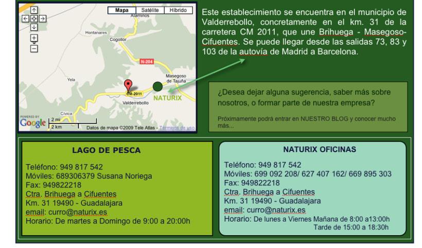 WEB DESIGN: Naturix Aquiculture 12