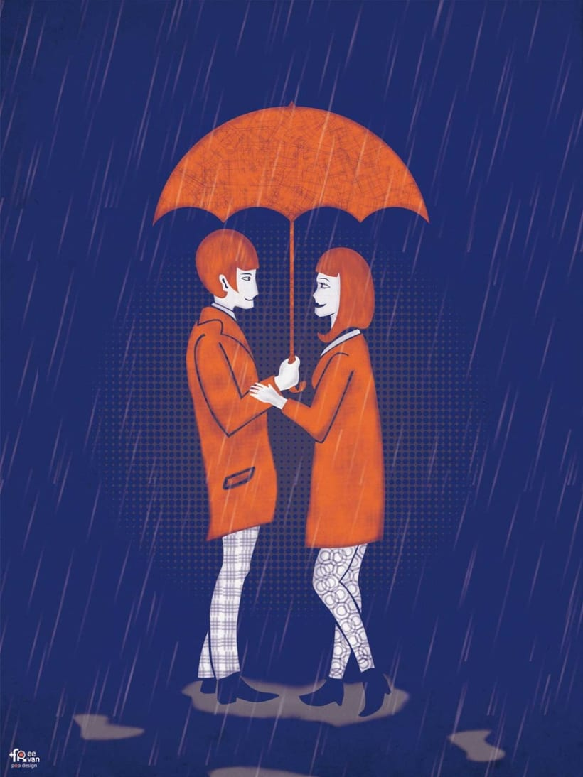 Love in the Rain 1