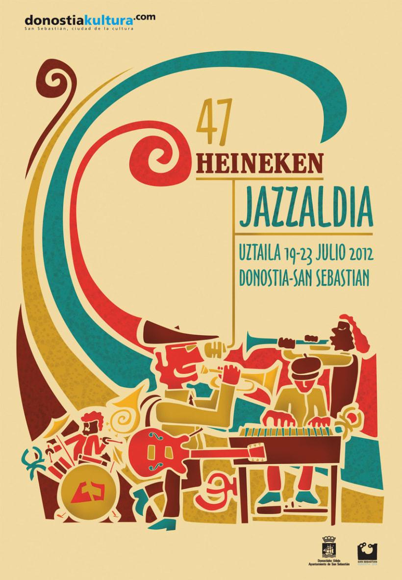 Peine del viento. Jazzaldia 2012 1