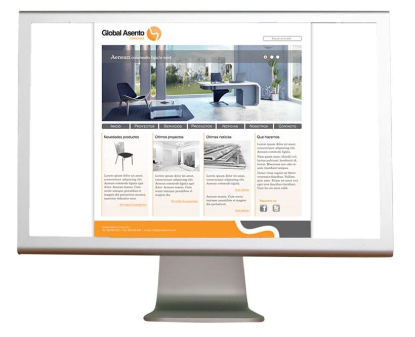 Diseño WEB e Identidad Corporativa  6