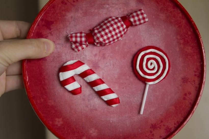 Diseño de producto: caja de caramelos. 1