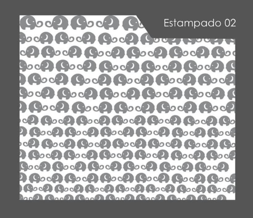 Diseño de ESTAMPADOS PIJAMA 2