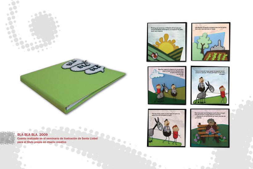 Diseño editorial: ILUSTRACIÓN INFANTIL 5