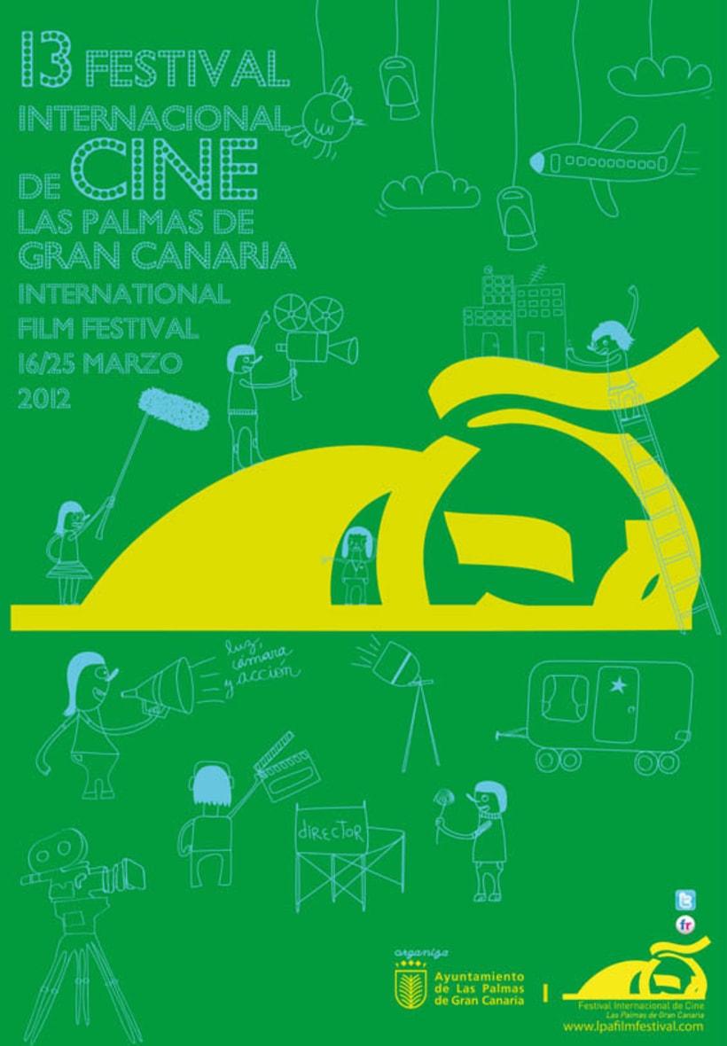 Cartel Cine 0