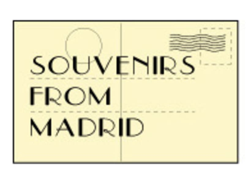 SOUVENIRS FROM MADRID / Self Catering Apartment 1