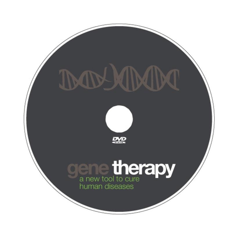 Caratula DVD Gene Therapy 2
