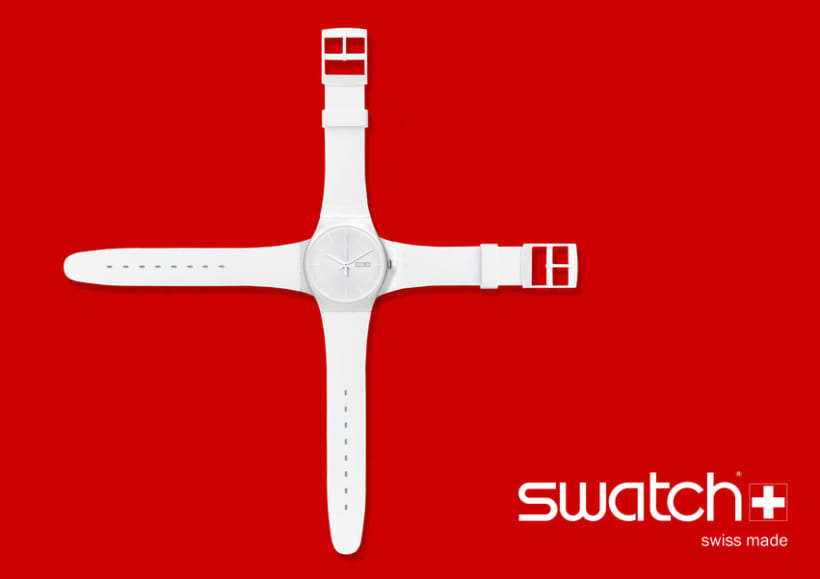 Swatch.Swiss made. 1