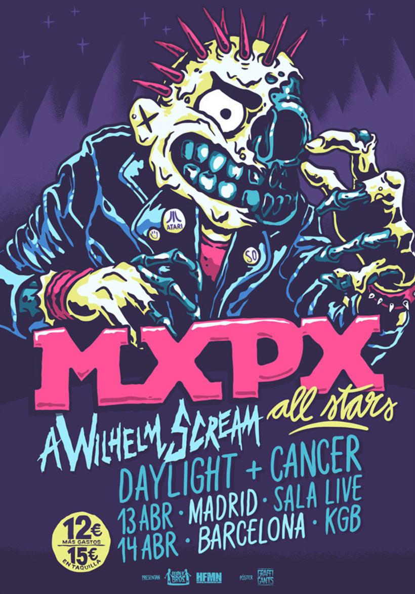 MXPX All Stars 1