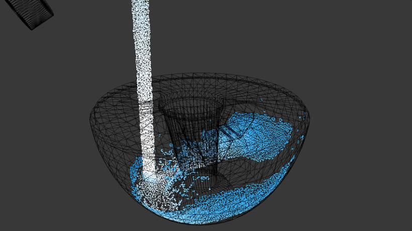 Mist Diffuser (3D animation) 3