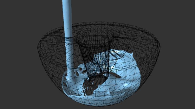 Mist Diffuser (3D animation) 4