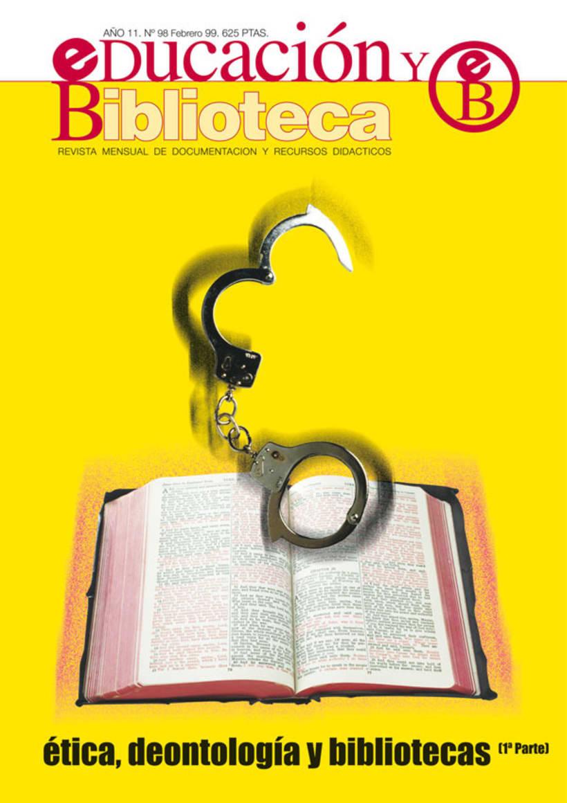 Educación y biblioteca 9