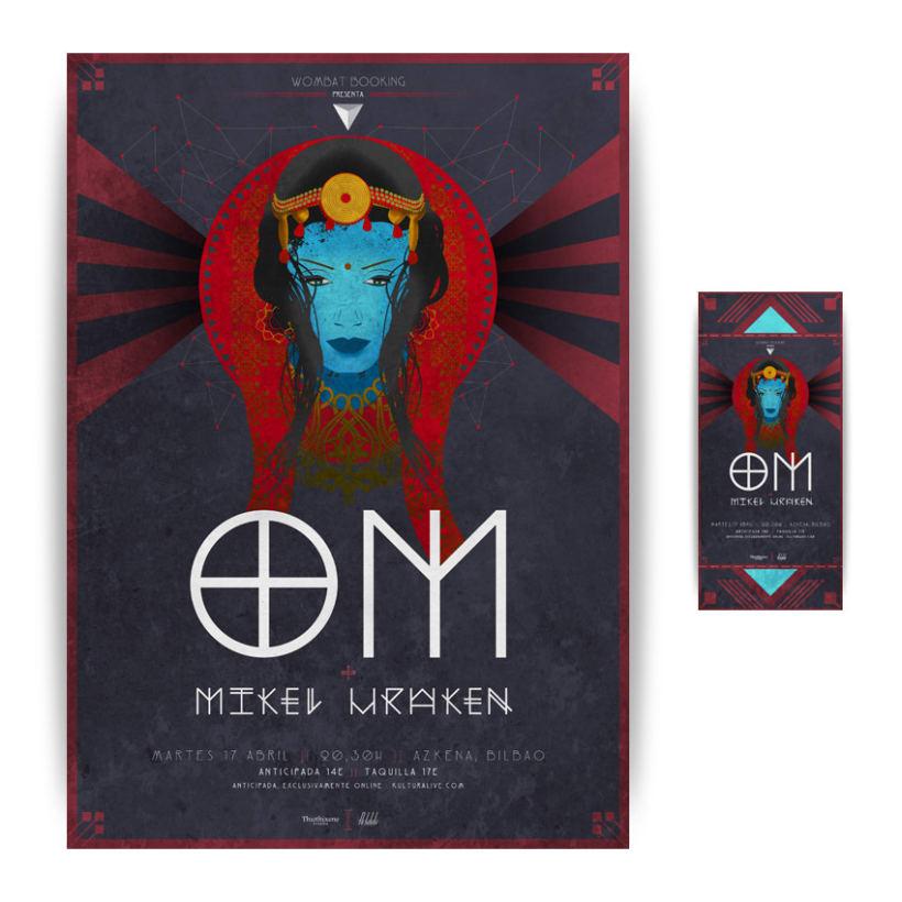 OM + MIKEL URAKEN 2