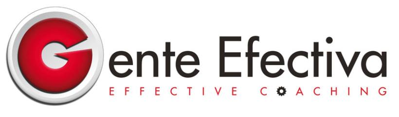 Identidad Gente Efectiva. Logotipo 2