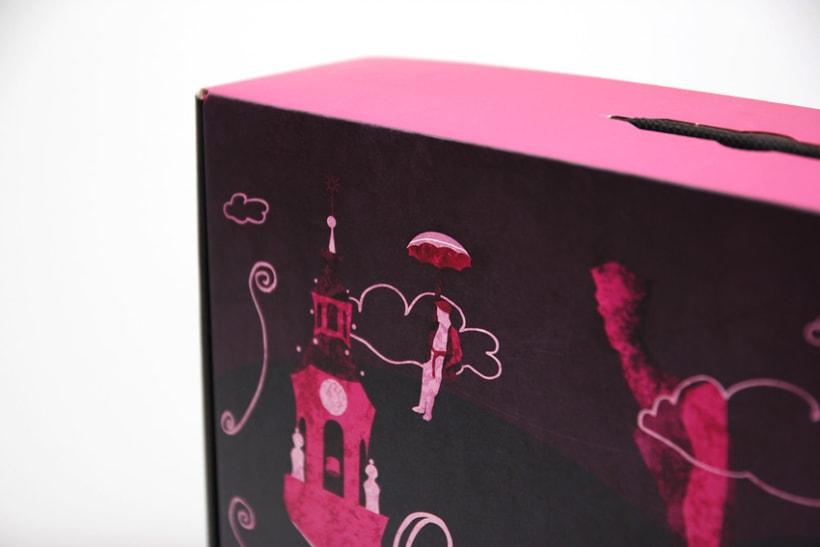 Ilustración para packaging 8