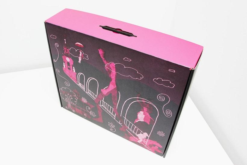 Ilustración para packaging 6