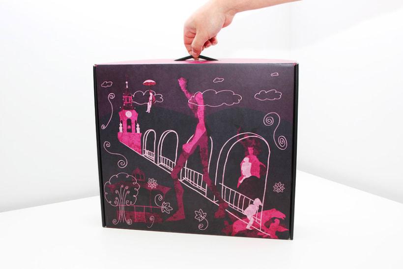 Ilustración para packaging 2