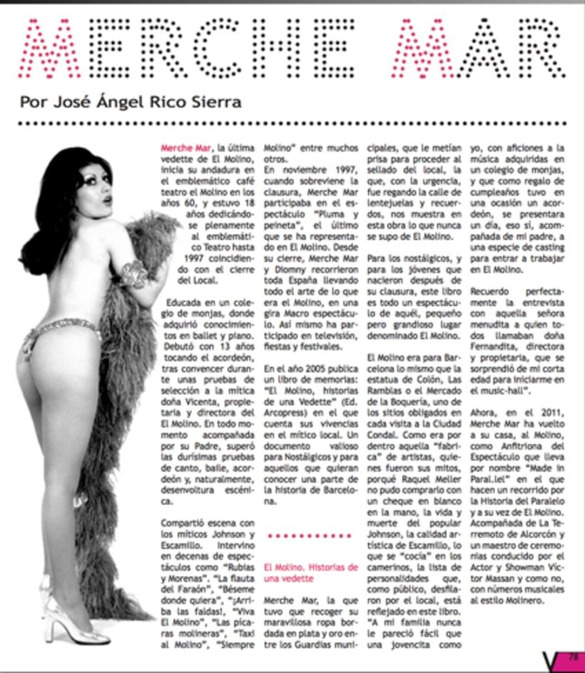 Maquetación revista online Variet 56