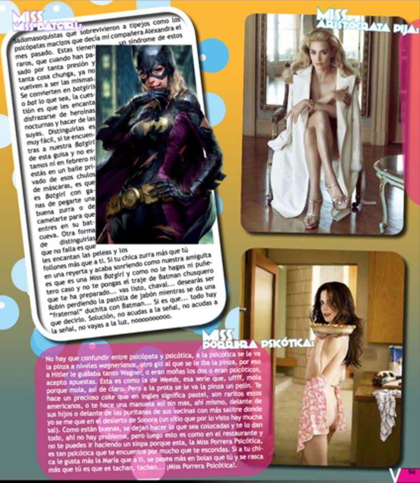 Maquetación revista online Variet 51