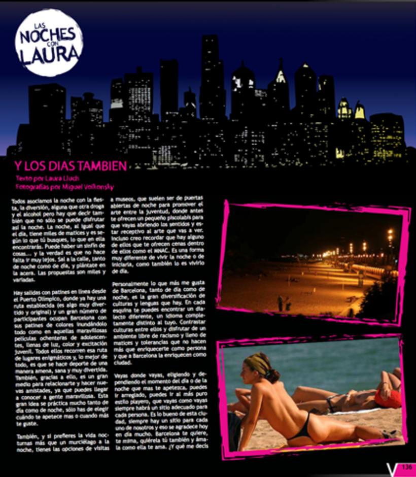 Maquetación revista online Variet 45