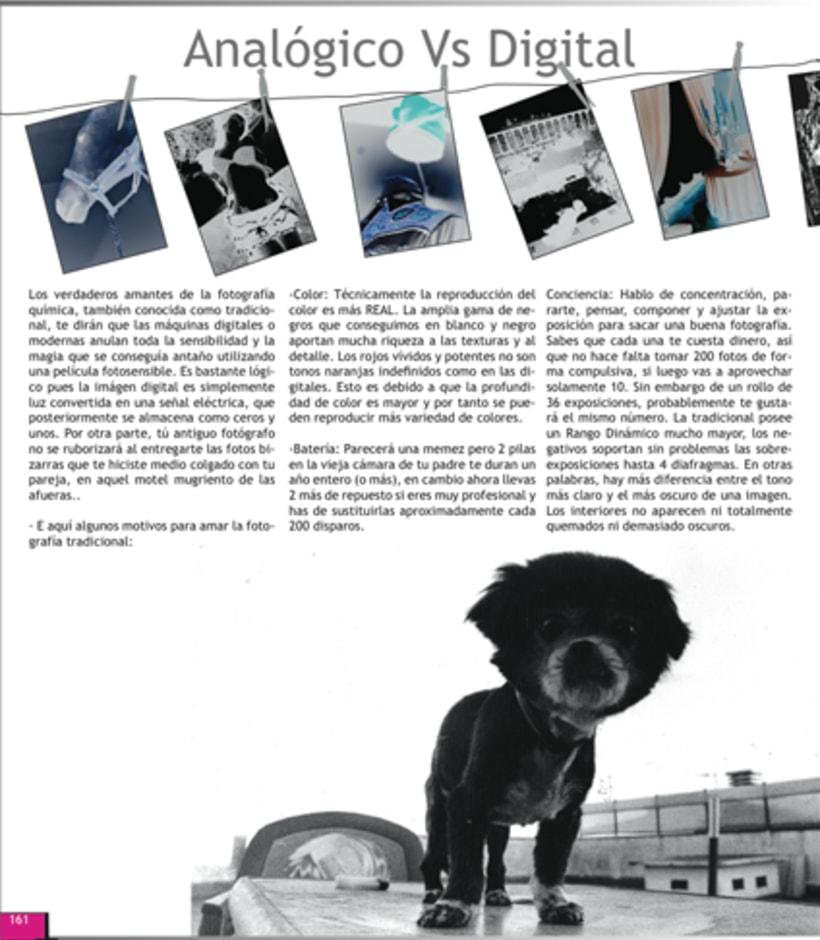 Maquetación revista online Variet 27