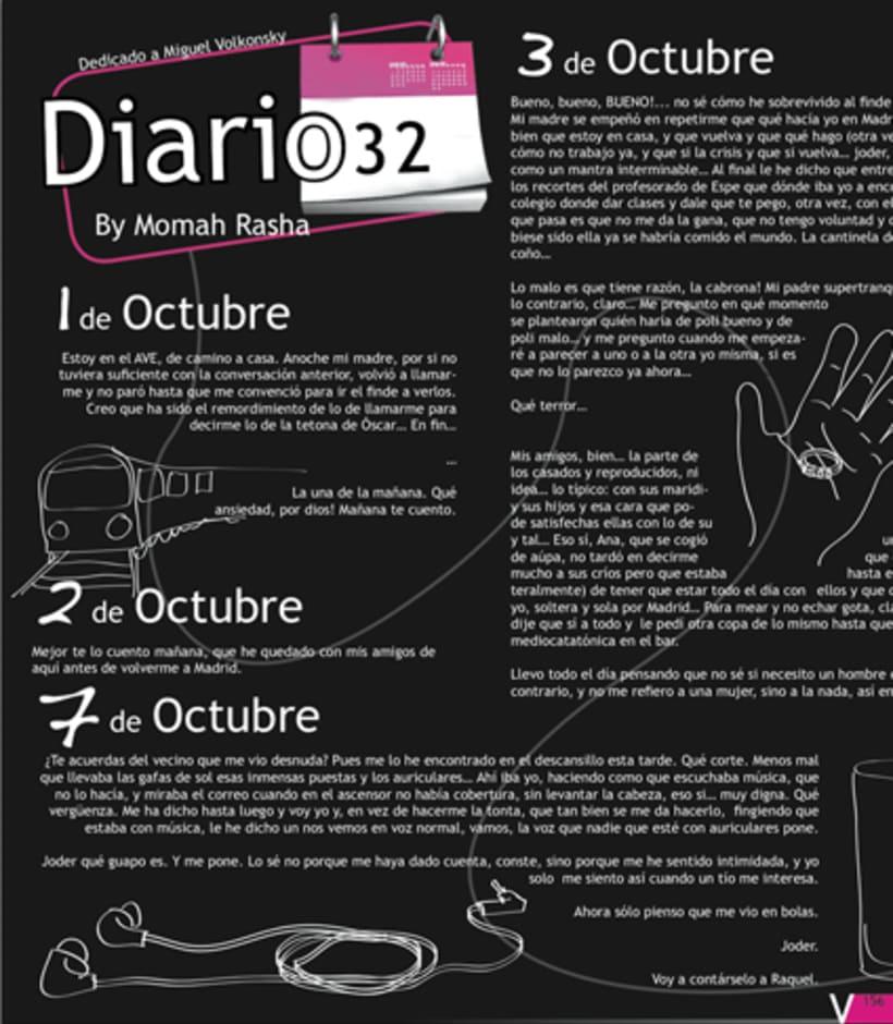 Maquetación revista online Variet 25