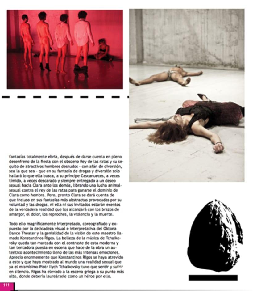 Maquetación revista online Variet 14