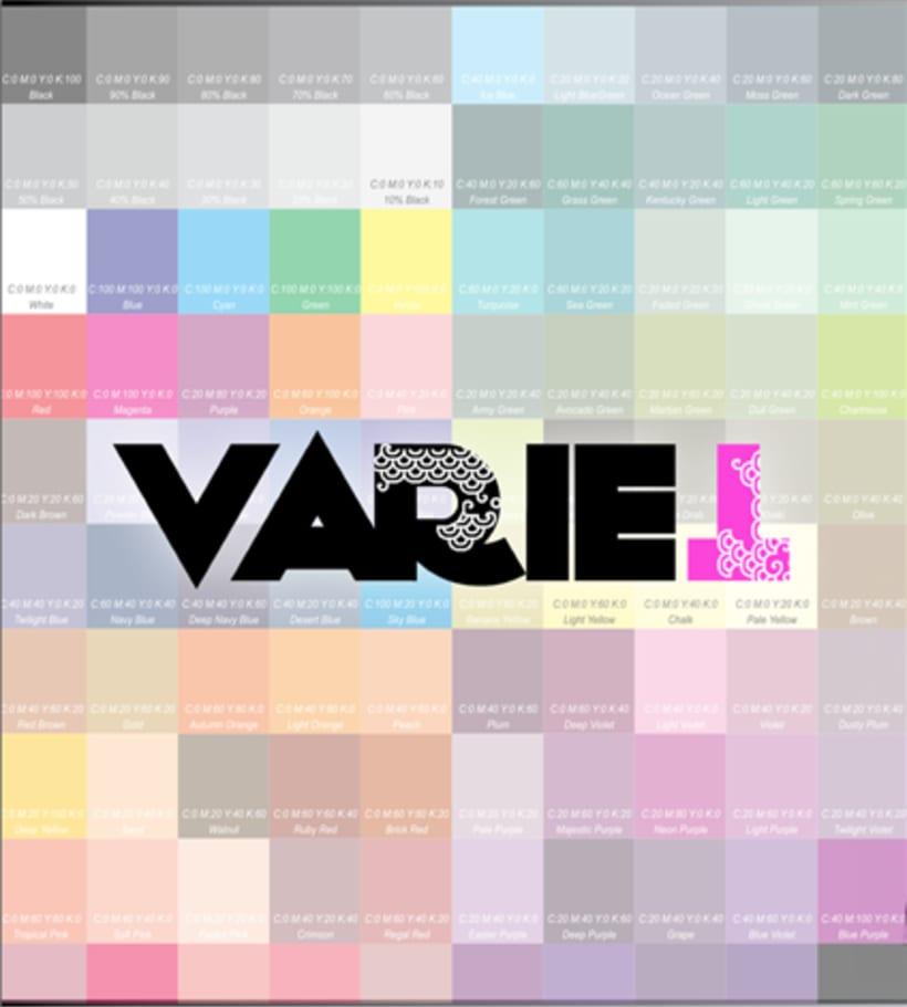 Promociones Revista Variet 9